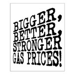 Gasoline Small Poster