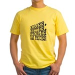Gasoline Yellow T-Shirt