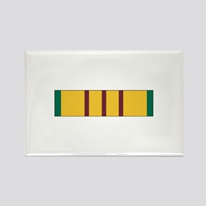 Vietnam Service Rectangle Magnet