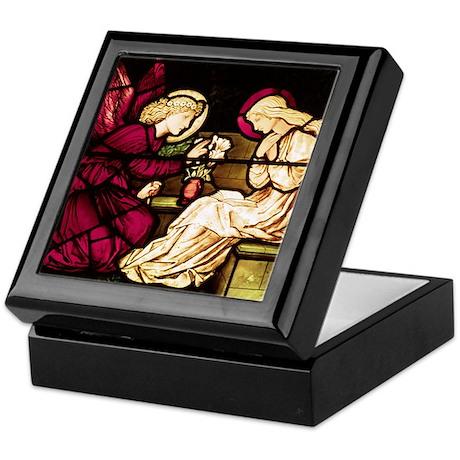Burne-Jones Annunciation Keepsake Box