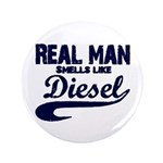 "Real man 3.5"" Button"