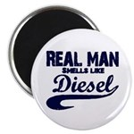 "Real man 2.25"" Magnet (10 pack)"