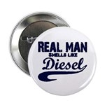"Real man 2.25"" Button (10 pack)"