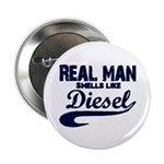 "Real man 2.25"" Button"