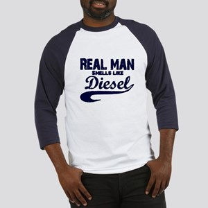 Real man Baseball Jersey