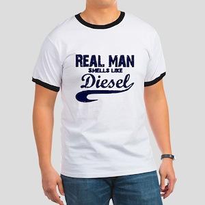 Real man Ringer T