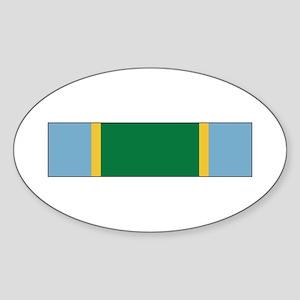 Expert Marksmanship Oval Sticker