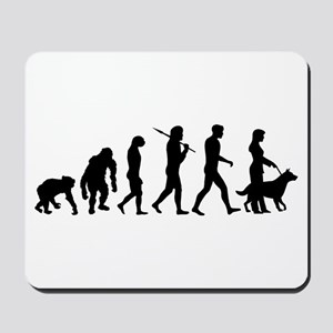 Dog Obedience Trainer Mousepad