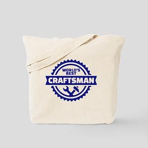 World's best craftsman Tote Bag
