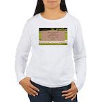 Death of a Nation Women's Long Sleeve T-Shirt
