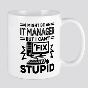 IT Manager Mugs