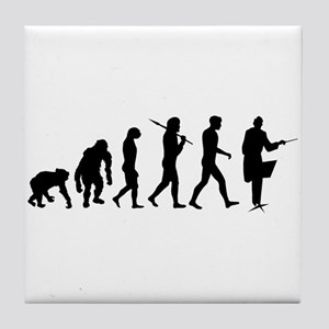 Orchestra Conductor Tile Coaster