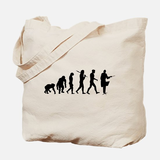 Orchestra Conductor Tote Bag