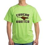 Cougar Green T-Shirt