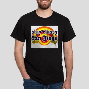 FUNNY SHIRT STAY CLASSY SAN DIEGO T-SHIRT GIFT Dar