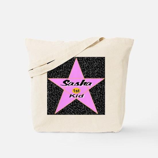 Sasha 1st Kid Tote Bag
