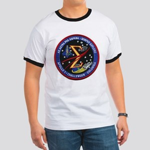 Space Flight Memorial Ringer T