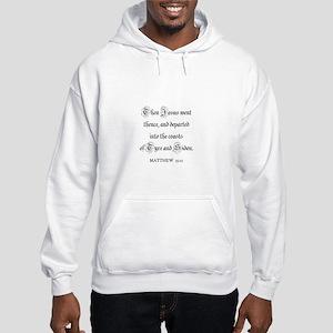 MATTHEW 15:21 Hooded Sweatshirt