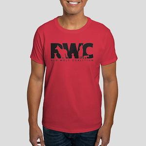Red Wolf Coalition Logo Mens Dark T-Shirt