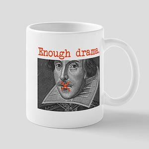 Enough drama. Mug