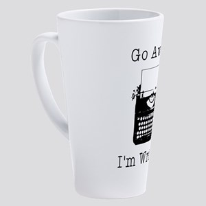 17 oz Latte Mug