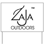 Zaja Outdoors Yard Sign