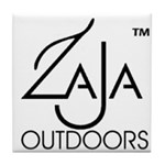 Zaja Outdoors Tile Coaster