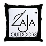 Zaja Outdoors Throw Pillow