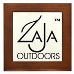 Zaja Outdoors Framed Tile