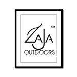 Zaja Outdoors Framed Panel Print
