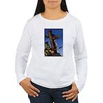 Crucifixion Women's Long Sleeve T-Shirt