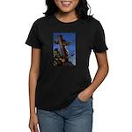Crucifixion Women's Dark T-Shirt