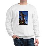 Crucifixion Sweatshirt