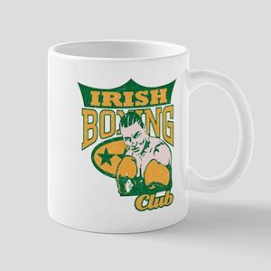 Irish Boxing Club Mug