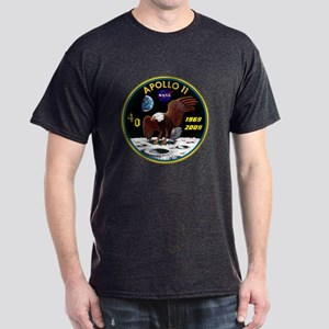 Apollo 11 40th Anniversary Dark T-Shirt