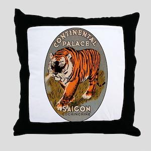 Saigon / Ho Chi Minh City Vietnam Throw Pillow