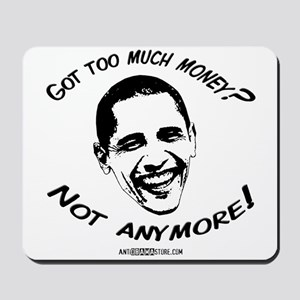 Too much money? Mousepad
