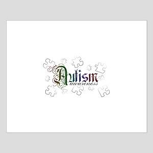 Autism Awareness - Medievel Small Poster
