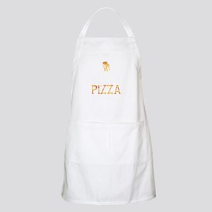 Pizza In Hell Light Apron