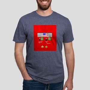President KKK looks at Mexico Wall T-Shirt