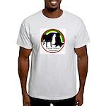 Canine Cancer Ash Grey T-Shirt