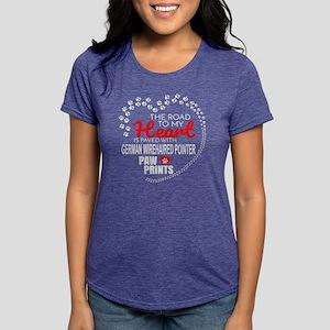 Womens Tri-blend T-Shirt