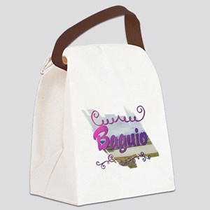 Baguio Canvas Lunch Bag