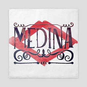 Medina Queen Duvet
