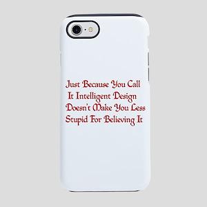 Not So Smart Design iPhone 8/7 Tough Case
