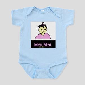 Mei Mei Little Sister onesie