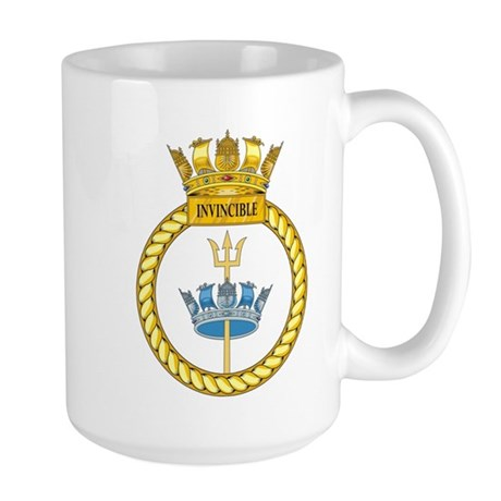 HMS Invincible Mugs