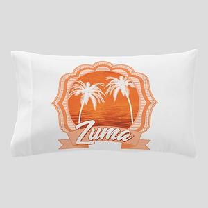Zuma Beach Pillow Case