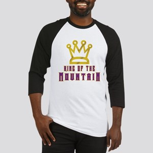 King of the Mountain Baseball Jersey
