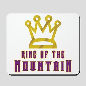 King of the Mountain Mousepad